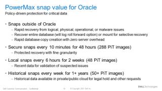 PowerMax-Snaps-Oracle
